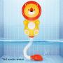 Animal-shaped shower spray water toy bath time fun bath toys hot seller   hot summer bath toy