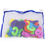 EVA foam educational bath toy for baby kids