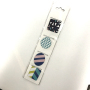 Custom Personalized Magnetic Bookmark Clip For Students