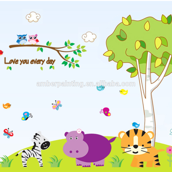 wall sticker quotes for kids bedroom wild animal wall stickers