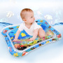 kids water mat and baby inflatable water play mat