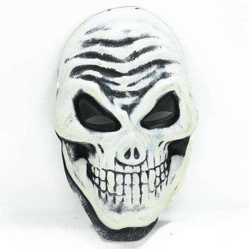 A313 EVA foam halloween black face mask toy