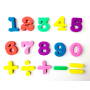 Customized sperSeptember child EVA fridge foam magnet letters and number