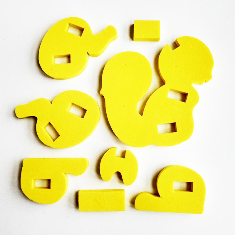 kids eva foam educational Jigsaw Puzzle