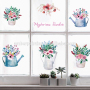 nursery quote wall decals educational safe on walls paint