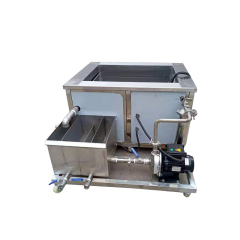 Workshop Industrial Large industrial ultrasonic cleaner Circulating Filtration Intensive Rinse