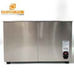 Ultrasonic Cleaning Goods Company Supply Ultrasonic Washer 30L Water Tank Ultrasonic Washing Machine 40KHZ 600W With CE