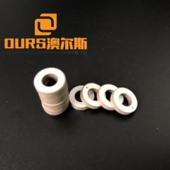 Wholesale Custom Industrial Pzt8 Piezoelectric Material Ultrasonic Piezo Ring PZT Piezo Ceramic