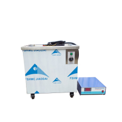 ultrasonic immersion tank 28khz 40khz Ultrasonic Cleaning Tanks Immersible Ultrasonic Transducers Pack With Generator