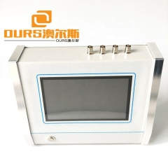 Wide Frequency Range 1KHZ-1MHZ Ultrasonic Analyzer For Transducer Resonance Frequency With Admittance And Logarithmic Diagram