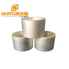 Wholesale Ultrasonic Ceramic Tube Piezoelectric Transducer Tube Ceramic PZT8 Material For Cleaning/Welding Vibrator