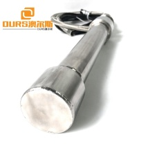 Vibration Ultrasonic Pipeline Reactor 1000W Industrial Mechanical Tube Transducer 25KHZ Pipeline Precision Cleaning Equipment