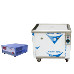 Ultrasonic Cleaning Tank Bath 28khz/40khz/80khz for Anilox Roller with OEM design washing bath