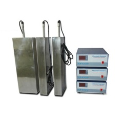 Waterproof Ultrasonic Transducer Pack Immersion Ultrasonic Cleaner With Generator As Industrial Cleaning Equipment With CE