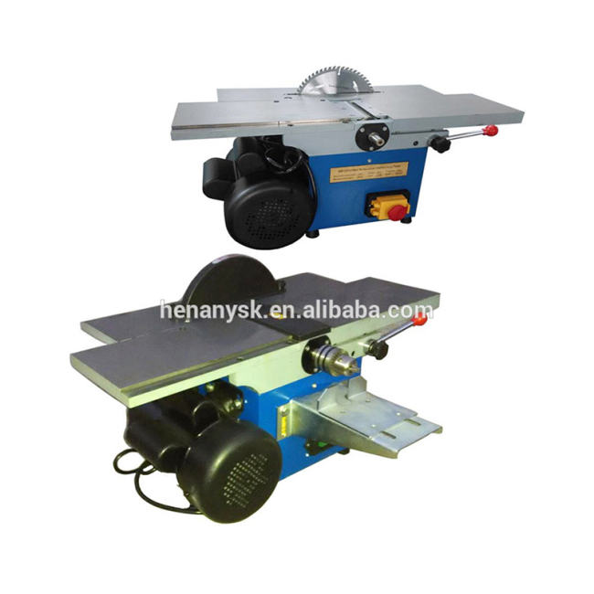 Multi-Functional Planer Carpenters Saw Bench Drill Electric Planer Chainsaw Machine