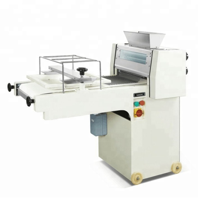 Industrial Professional Automatic Bread Dough Moulder Maker Toast Dough Molder Baguette Loaf Bagel Bread Moulder Machine