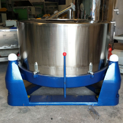 Industrial Vegetable Cloth Laundry Dewater Machine for Laundry Shop