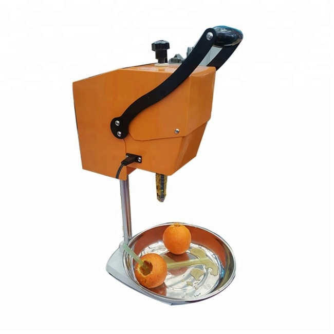 Fresh Fruit Juicer Machine Pitaya / Orange Fresh Fruit Juicer