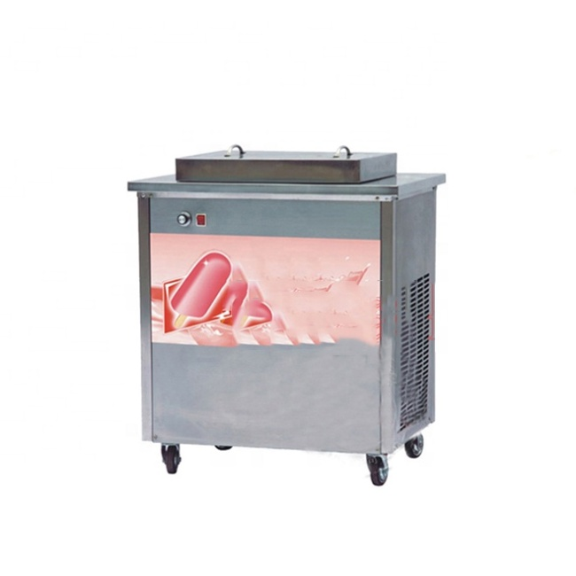 High Efficiency Stainless Steel fruit Ice  Popsicle Making Machine