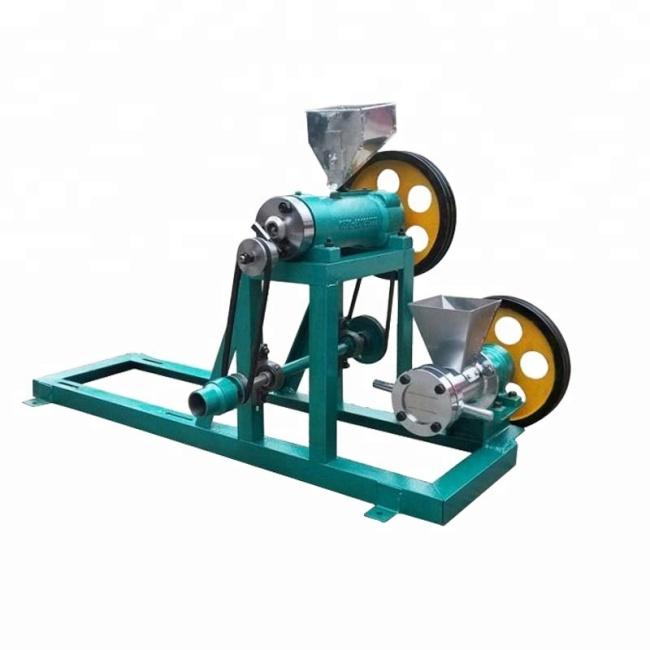 High Efficiency Energy-Saving Granule Corn Rice Extruder Corn Flour Extruding Machine Without Motor