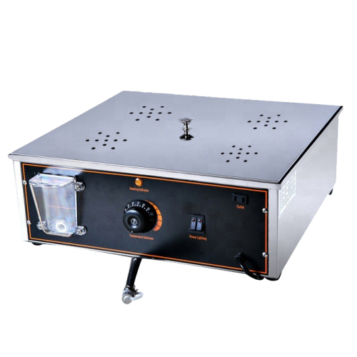 Commercial Electric Soup dumpling Baos Steamed Stuffed Bun Samosa Furnace Four Hole Small Steamer