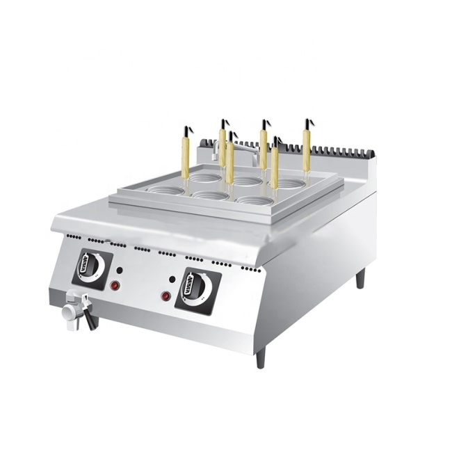 IS-TGN-8 General Universal Industrial Gas Noodle Cooker for New Design Product