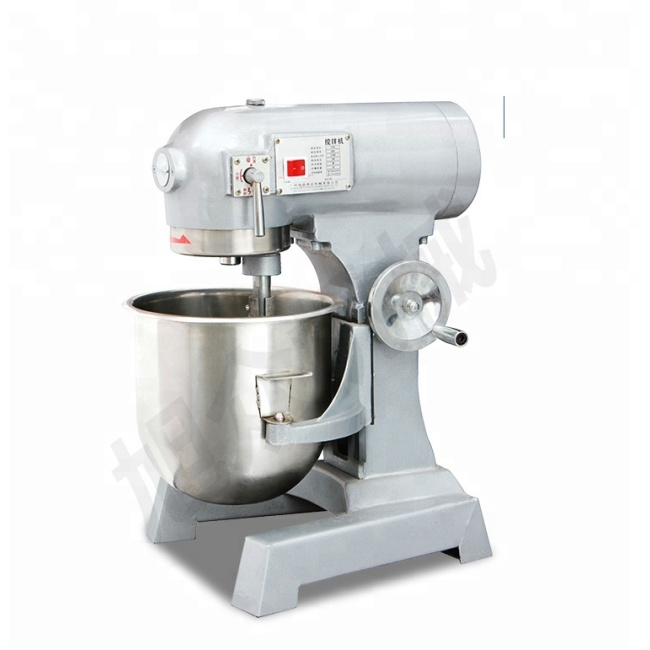 25L Stainless Steel Multifunction Planetary Spiral Dough Mixer / Egg Mixer / Flour Mixer