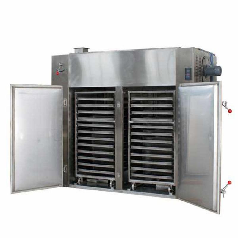 Hot Air Circulation Drying Chinese Herbal Medicines Strawberry Honeysuckle Rose Fruit Dryer Machine Equipment