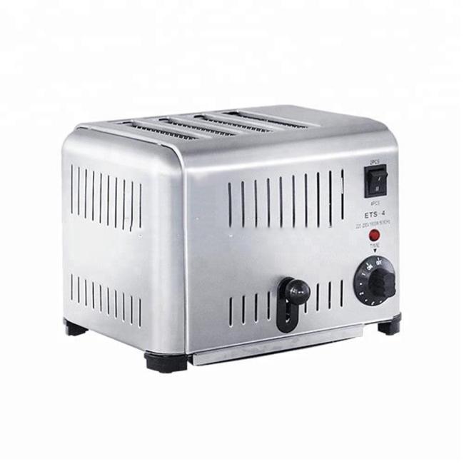 4 SLICE Bread Baking Machine Electric Conveyor Toaster
