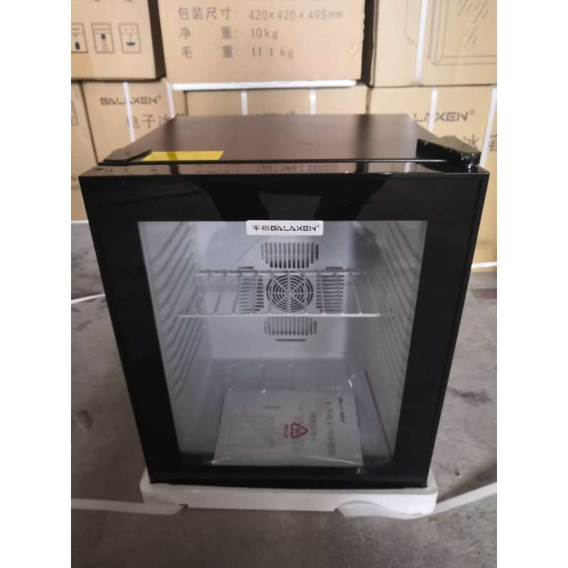 Table Top Commercial Beer Drinks Display Showcase Cabinet With  / without Glass Door