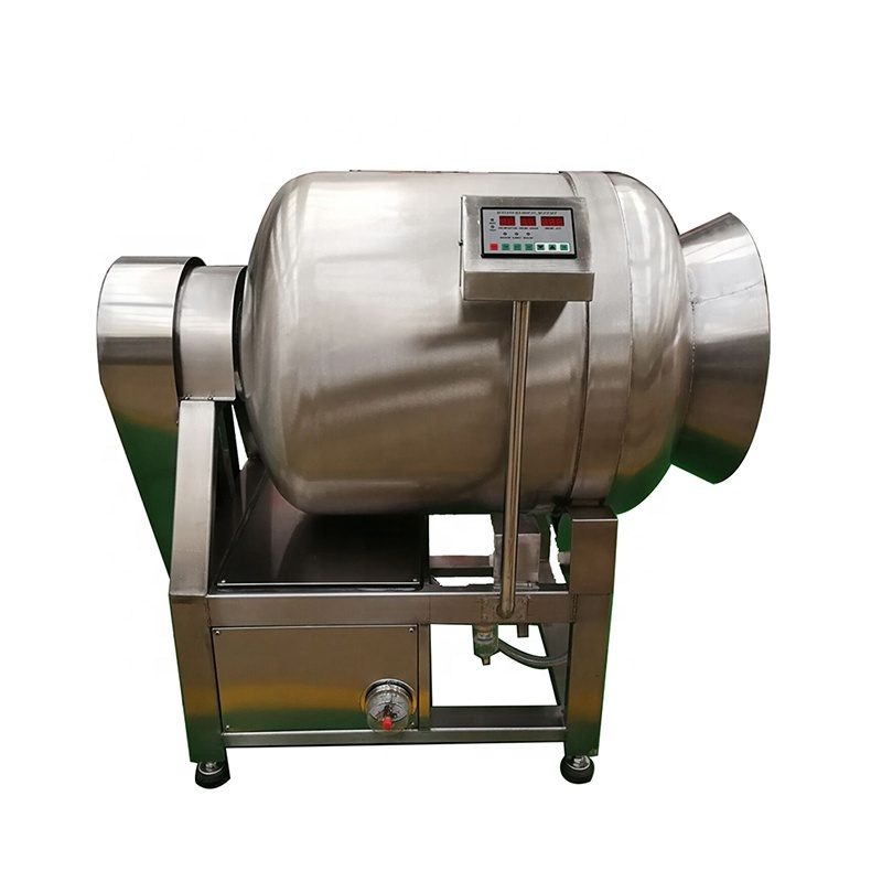 Stainless Steel Good Price Automatic Marinating Machine Chicken Beef Halal Equipment Vacuum Meat Tumbler for meat processing