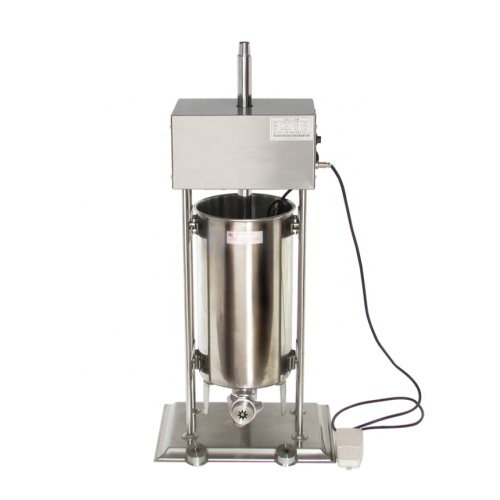 Stainless Steel 15L Churros Machine Not With Fryer Churros Machine AUTO Churro Maker With 3different Models For Different Shapes