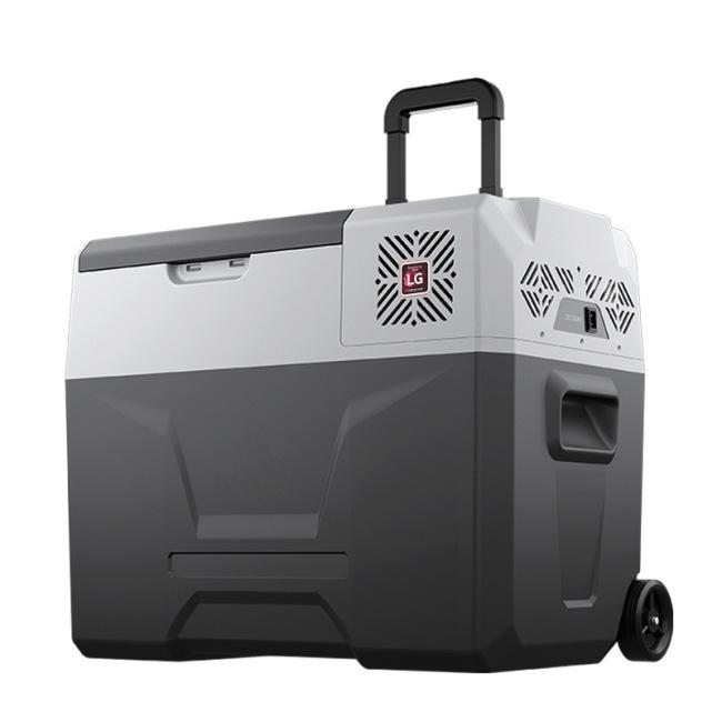 2019 40L -20degree New Style Plastic Mini Portable Refrigerator Mini Cooler Car Fridge Freezer