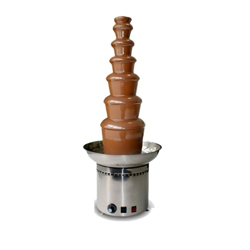 Commercial 7 Tier Layers Mini Waterfall Machine Chocolate Fountain For Sale Philippines