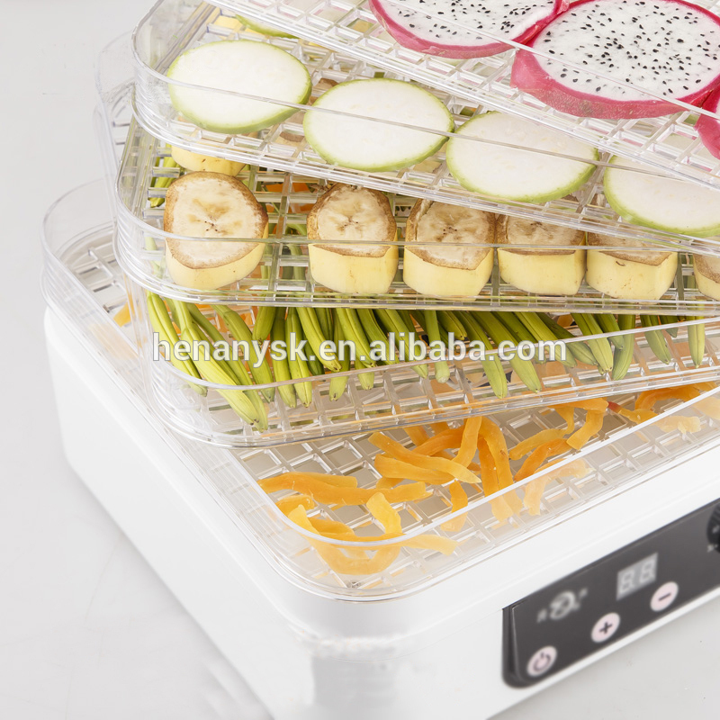 5 Layers Intelligent Pet Treats Dehydrators Dried Fruit Machine Food Dry Machine