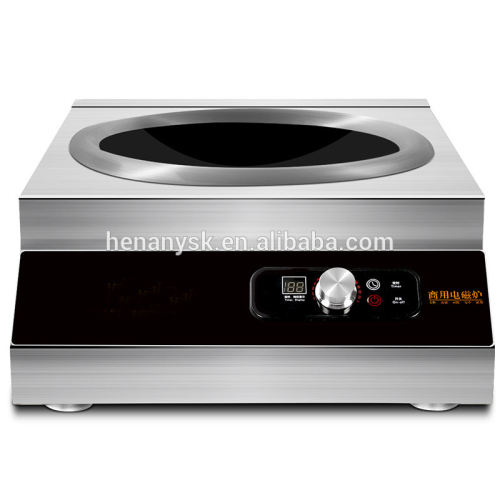 High-Efficiency Energy-Saving Commercial Electromagnetic Oven Electromagnetic Stove Electric Frying Stove Induction Cooker