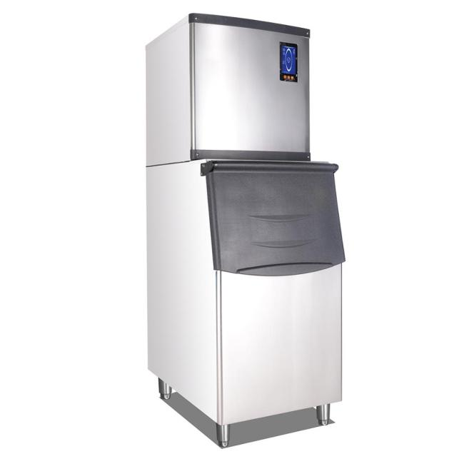 SF380 New Ice Maker/ Cube Ice Maker/ Ice Making Machine with Imported Compressor for Commercial Application