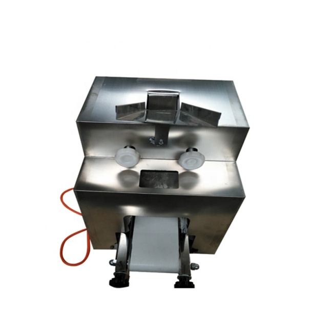 2020 High Efficiency Automatic Dumpling Skin Wrapper Machine Jiaozi sheet making machine