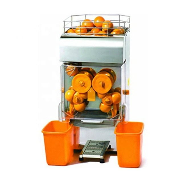Stainless Steel Mask E-4 Orange Juicer Extractor Orange Juiceing Machine
