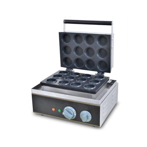 110v 220v 12 Holes Electric Red Beam Taiwan Obanyaki Maker Cake Making Machine 2018 Hot Selling