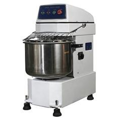 80L 35kg Commercial Flour Powder 2 Speed Spiral  Egg Mixing Powder Dough Mixer Machine