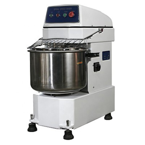 80L 35kg Commercial Flour Powder 2 Speed Spiral  Egg Mixing Powder Dough Mixer Machine