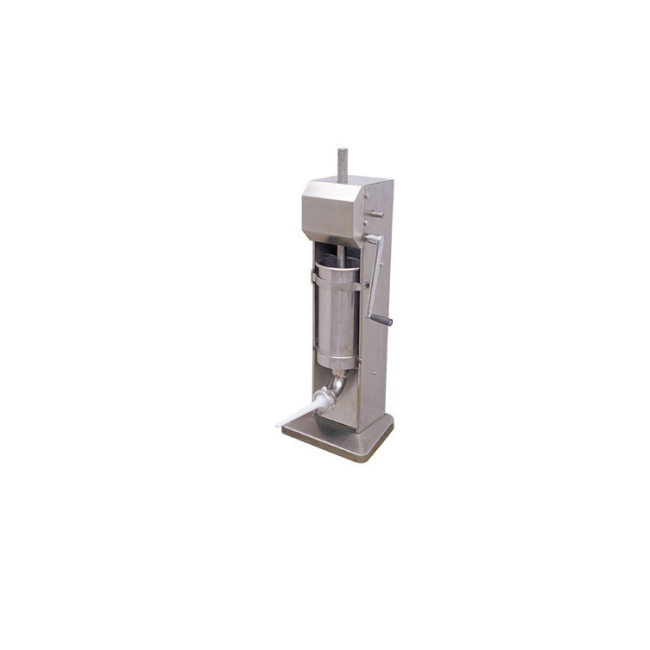 8L Commercial Manual Stainless steel Vertical Manual Aberdeen Stuffer Meat Enema Machine