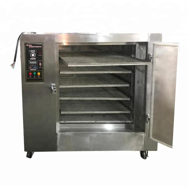 5 Trays Stainless Steel Memmert Large Drying Oven Vegetable Fruit Apple Banana Dehydrator