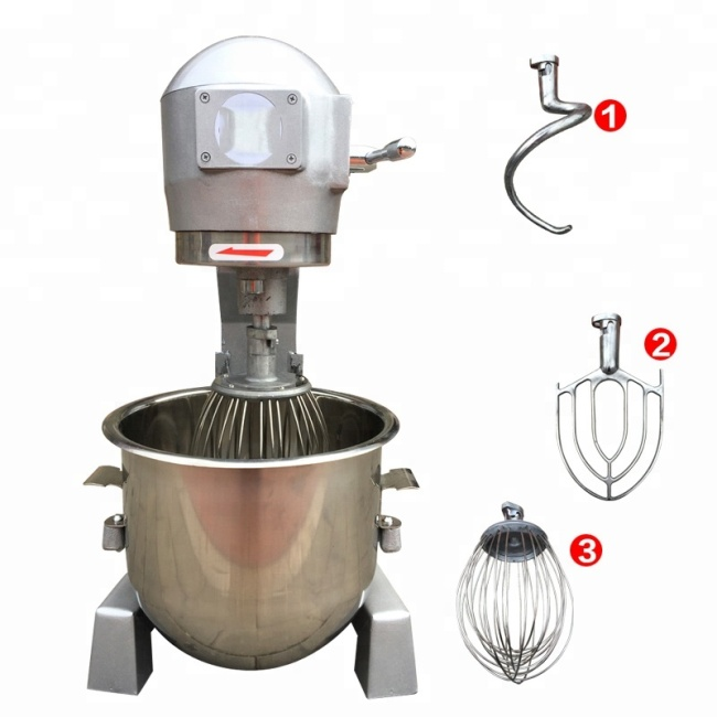 15L Mixer Commercial Blender Dough Mixing Machine