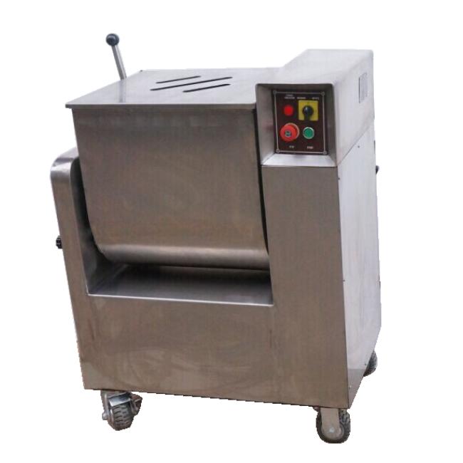 70L Low Price Horizontal Stuffing Mixing Equipment Commercial Meat Mixer Blenders Fo Dumpling Bun