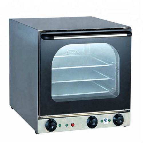 Stainless Steel Electric Oven Dry Evenly Bread Chicken Hot Air Circulation Transparent Glass Multifunctional Oven