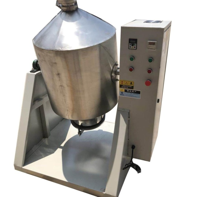 30kg / Time Stand Powder Mixer Machine Capsules Food Powder Flour Granule Mixer