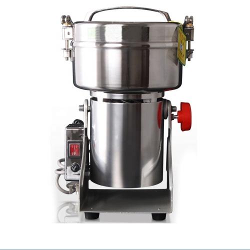 XL-10B 25000rpm 500g Swing Stainless Steel Press Seal Herb Grinder Coffee Grinder