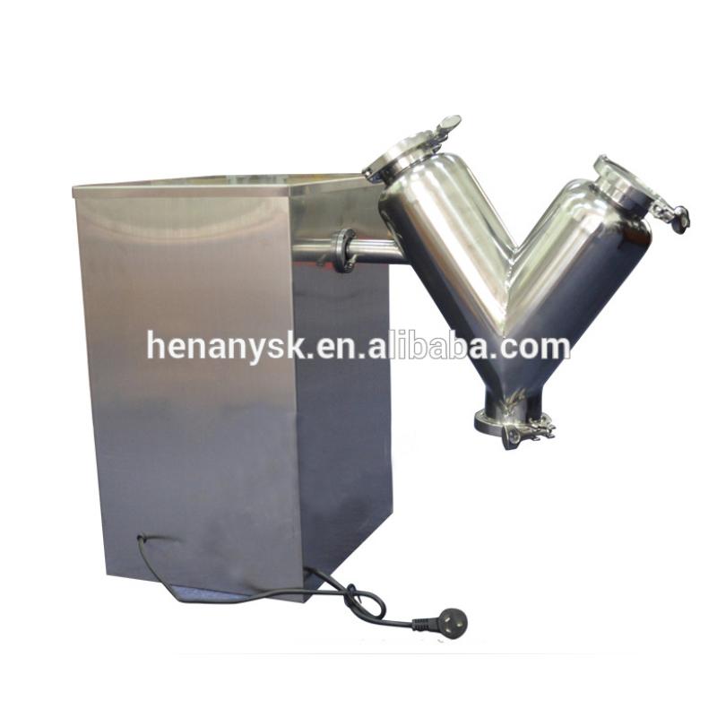 Efficient Small Powder Mixing Mixer